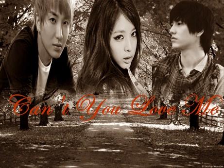 Park Jungsoo, Do Hwe Ji, and Cho Kyuhyun