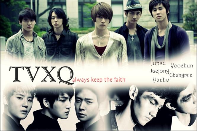 TVXQ (Keep The Faith)