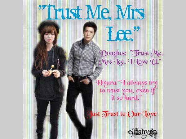 Trust Me, Mrs Lee