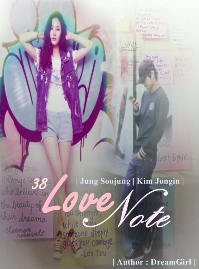 38 Love Note