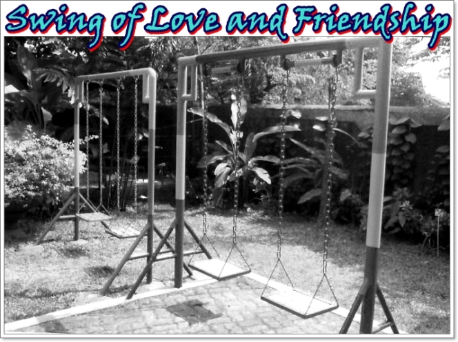 swing of love and friendship