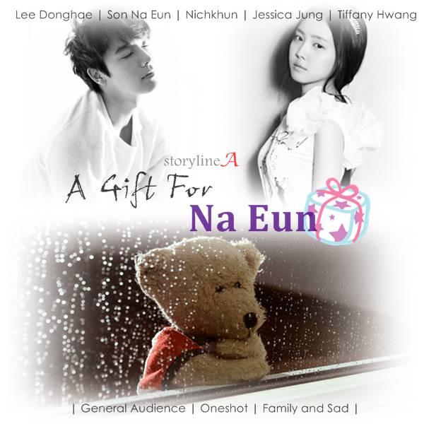 a gift from naeun