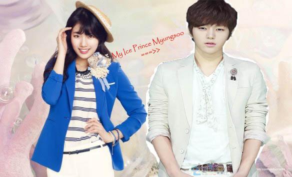 my ice prince myungsoo