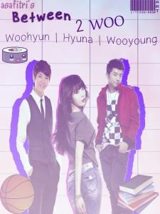 between 2 woo