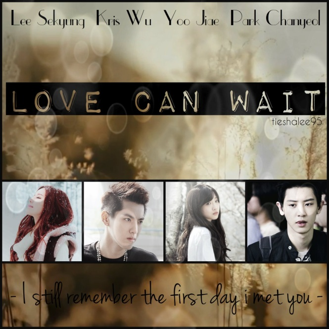 collage - love can wait