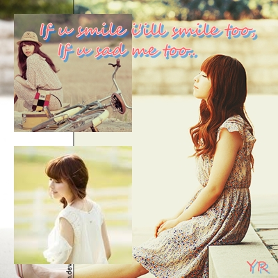 if you smile