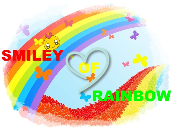 SMILEY OF RAINBOW