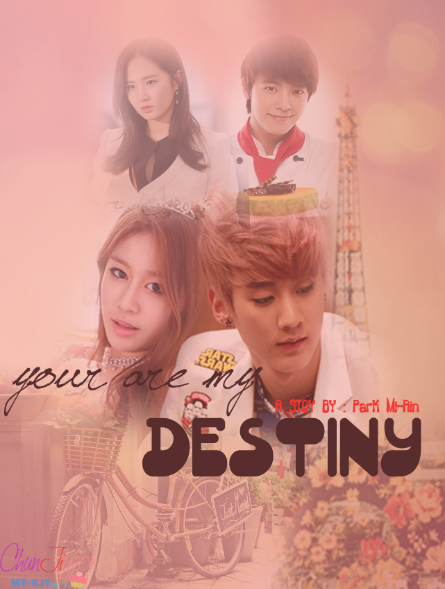 youre my destiny
