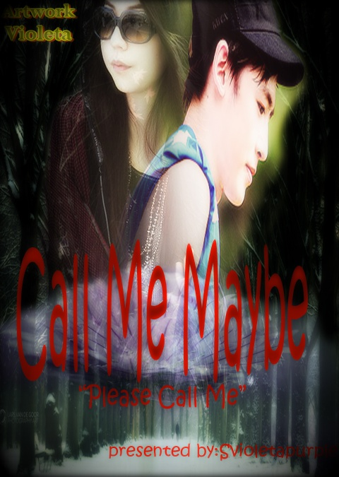 Call Me Maybe new poster edit