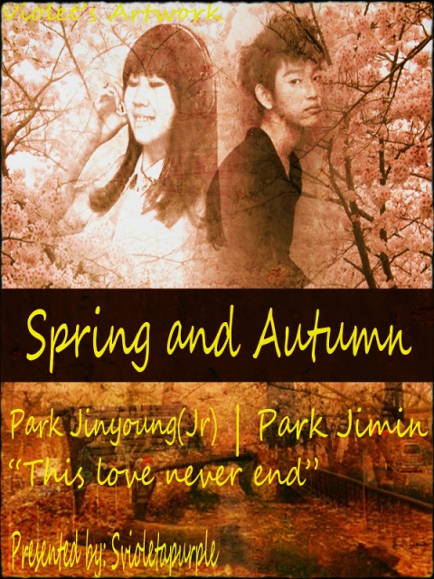 Spring and Auntumn New Cover to RFF