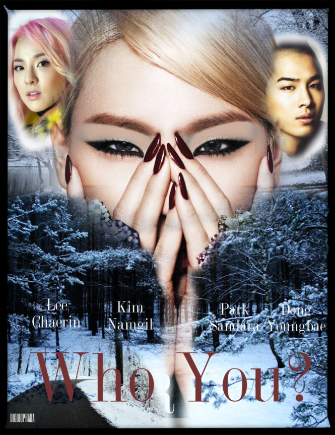 WHO YOU_Poster