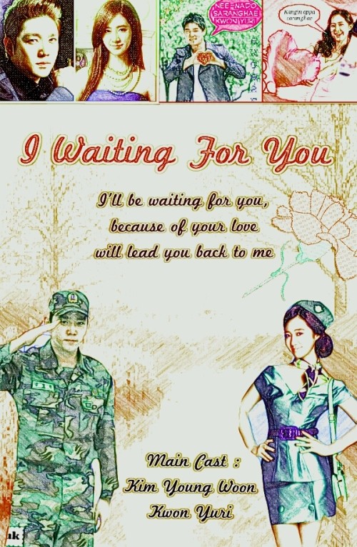 POSTER I WAITING FOR YOU PART TWO