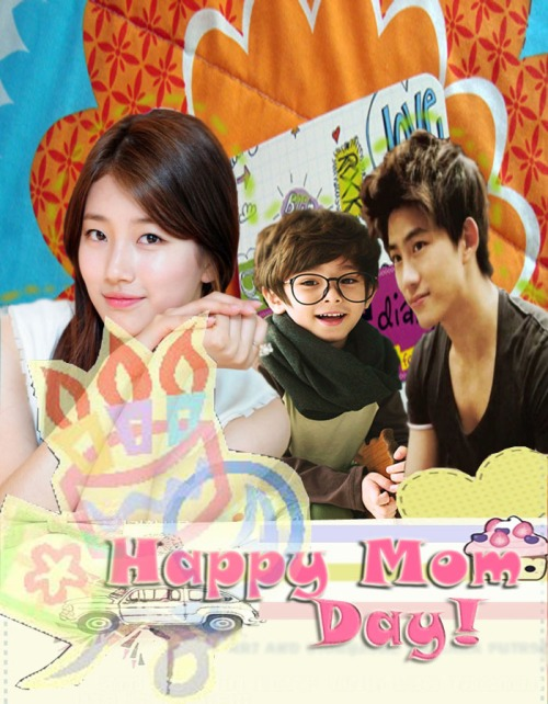 cover happy mom day!