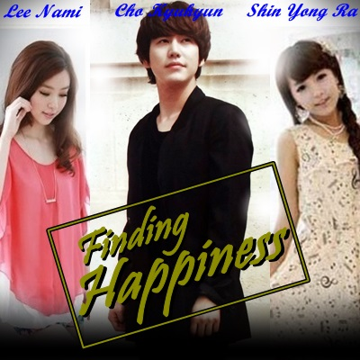 POSTER [FF FREELANCE] FINDING HAPPINESS