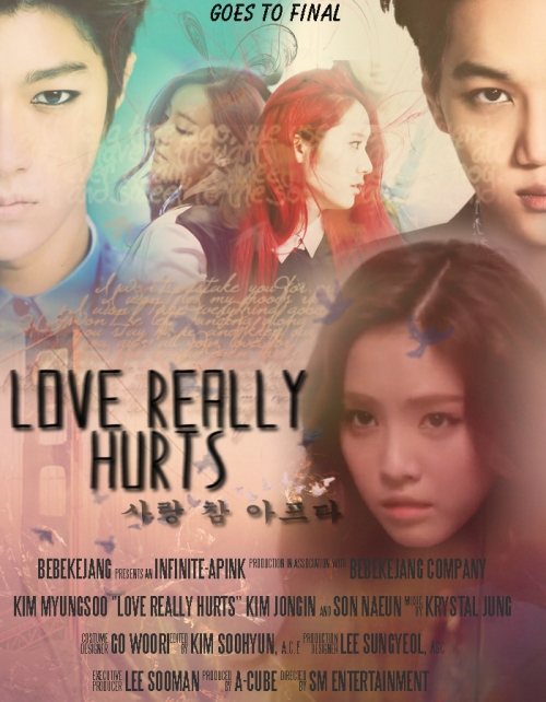 love really hurts