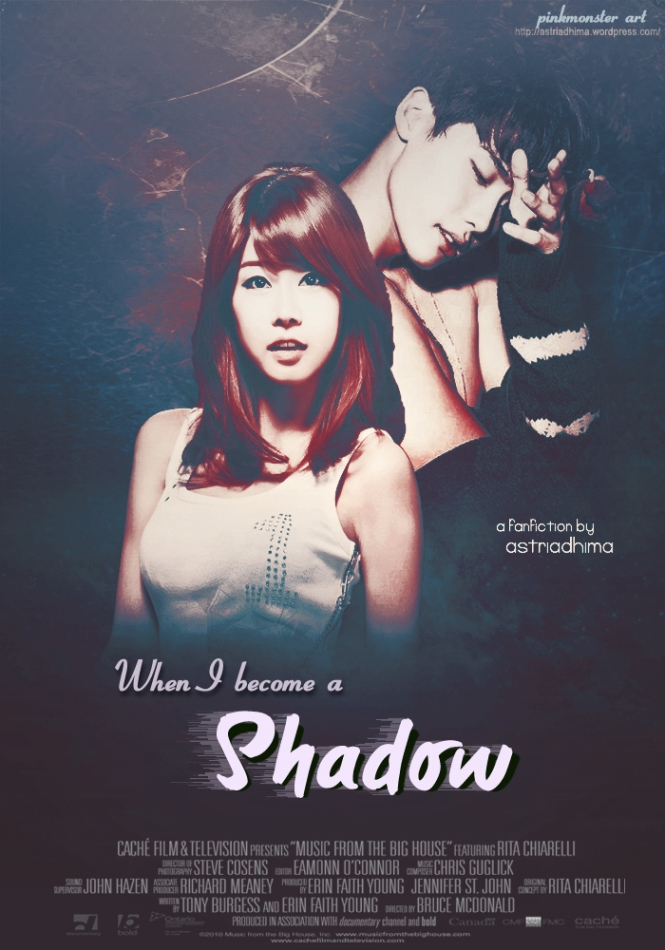 Poster ff When I become a Shadow