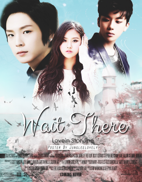 Wait There Poster (2)