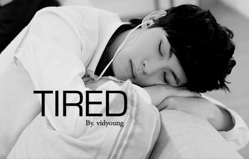 (ficlet) tired